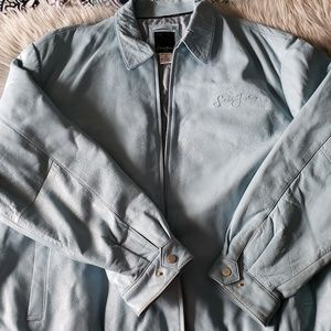 Men's Sean John Leather Jacket